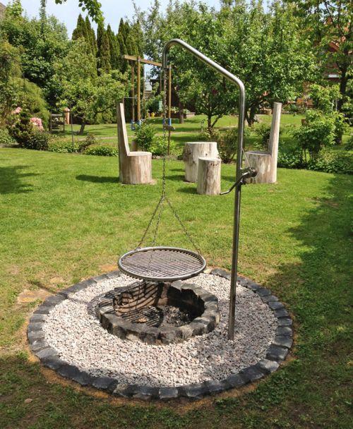 kompakt edelstahl schwenker grillgalgen set 0022 egk libatherm der grillshop edelstahl. Black Bedroom Furniture Sets. Home Design Ideas