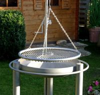 Stainless-Steel Gallows 0066 EG