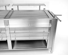 Professional Rectangular Grill 1800 PSRG