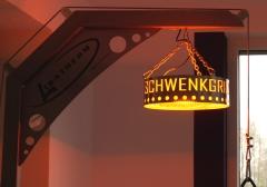 Schwenkgrill -Krone 6011 SK